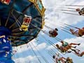 Disney California Adventure - Silly Symphony Swings